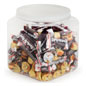 Clear Candy Jar