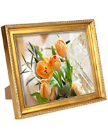 8x10 gold picture frames