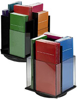 desktop literature holders