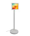 8.5 x 11 Light Box Stand for Busy Malls