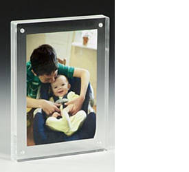 5 x 7 magnetic picture frame
