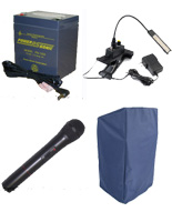 Podium Covers, Audio Components & Replacement Parts