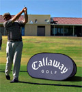 Pop Up Banners For Golfing Events!