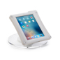 Secure White iPad POS Enclosure