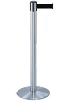 Retractable Tape Stanchion