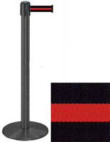 Tensabarrier Stanchion