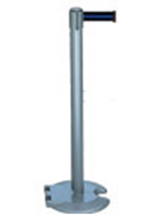Rolling Stanchion