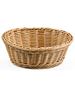 Bagel Basket with Tightly Woven Design