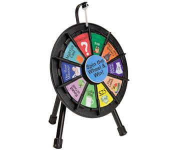 Prize Wheels & Gaming Supplies