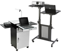 Video Projector Stands