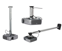 Aluminum or Steel Projector Mounts