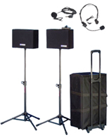 Wireless Amplified Sound System
