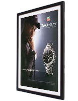 24 X 36 Wall Mounted Poster Frames Inexpensive Framing For Graphics