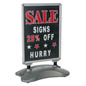Outdoor Message Sign kits available