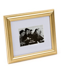Gold Color Picture Frame for Memories