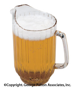 beer pitchers