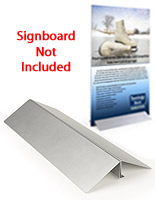sign clamps
