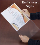 Sign Holder Sleeves
