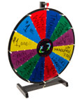 Light Up Prize Wheel