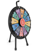 Mini Spinning Raffle Wheel for Schools