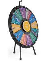 LED Contest Wheel for Trade Shows