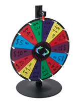 Game Spin Wheel with 14 Slots