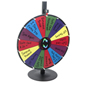 Multi-Color Dry Erase Spin Wheel Game