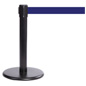 Short Museum Stanchion for Crowd Control