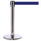 "24"" Retractable Stanchion Barrier for Exhibit Halls"