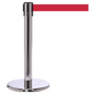 Mini Stanchion with Red Belt, Slow Retract Brake