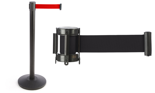 QueuePole series stanchions