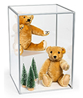 "Countertop 14"" acrylic square display cube"
