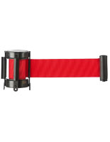 Durable Red Stanchion Belt