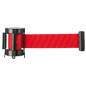 Red Stanchion Belt 6.5' Long