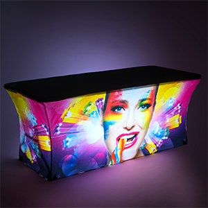 New Illuminated Table Covers