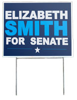 Lawn Sign Frame