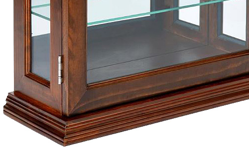 Solid Wood Display Cases