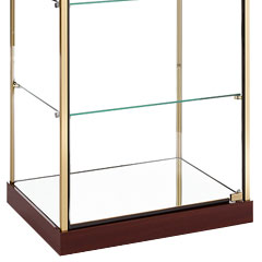 Rectangular Tower Display Cases