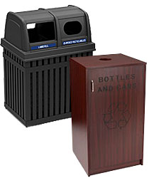 Rubbermaid® Recycle Bins