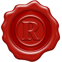 Registered Trademark Seal