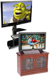 Tv Stands Racks Brackets Amp Mounts For Flat Screens