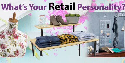 what's your retail personality