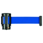 Blue Crowd Control Belt with 4 Way Adaptor