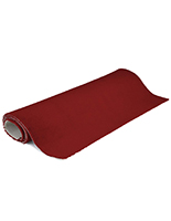 Portable rollable red carpet