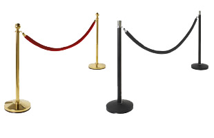 Post & Rope Stanchions
