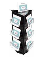 Countertop Gift Card Displays Racks