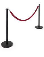 Economically priced stanchions