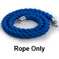 Blue Nylon Twisted Rope