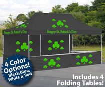 Outdoor Pop Up Event Tent