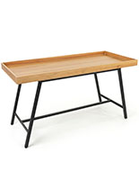 32 inch tall retail dump table